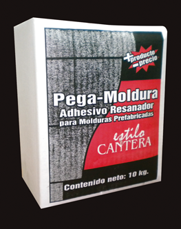 PEGAMOLDURA NATURAL